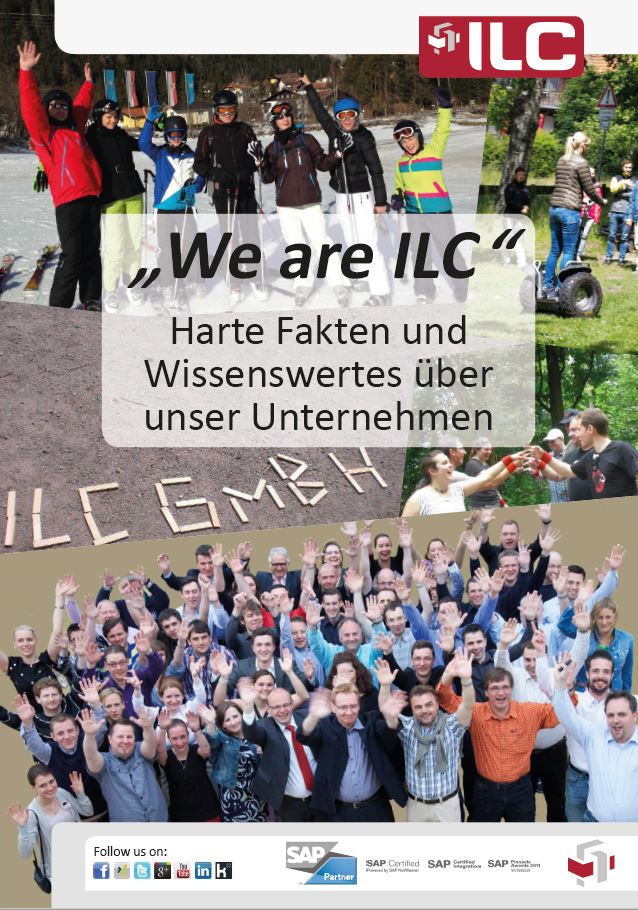 We are ILC – ILC GmbH