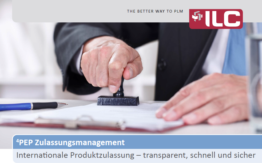 4PEP Zulassungsmanagement - ILC GmbH