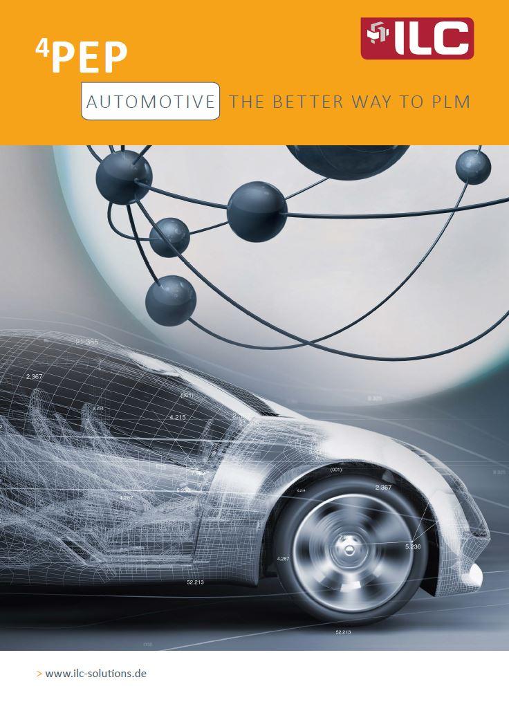 Automotive Broschüre – ILC GmbH