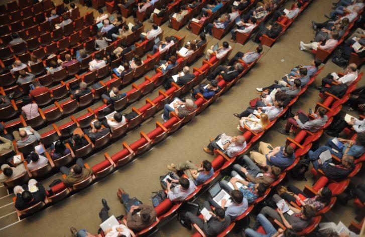 Konferenzen, Tagungen und Messen mit ILC-Expertise