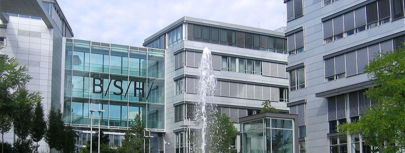Kundenreferenz BSH Hausgeräte GmbH