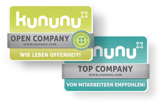 kununu Open Company Top Company – ILC GmbH