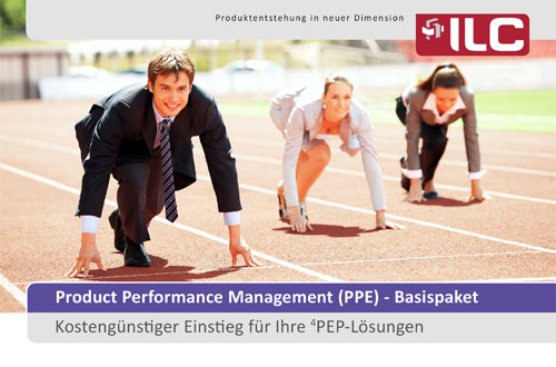 Product Performance Management Basispaket – ILC GmbH