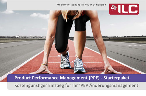 Product Performance Management Starterpaket – ILC GmbH