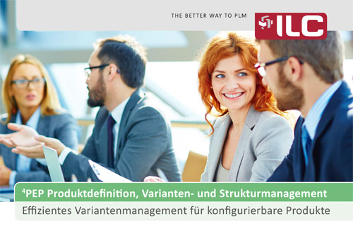 Produktstruktur- und Variantenmanagement Fact Sheet – ILC GmbH