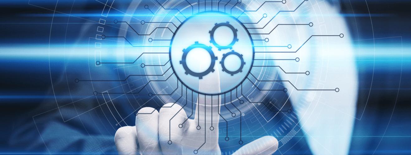 Prozesssteuerung mit der ⁴PEP Process Engine