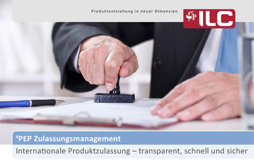 Zulassungsmanagement Fact Sheet – ILC GmbH